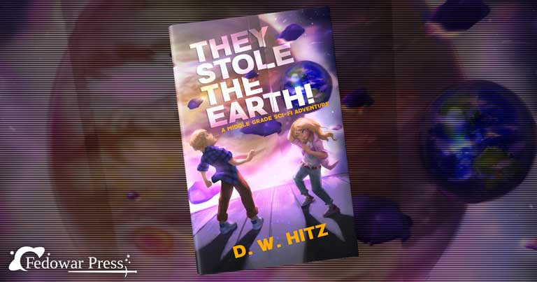 They Stole the Earth! cover